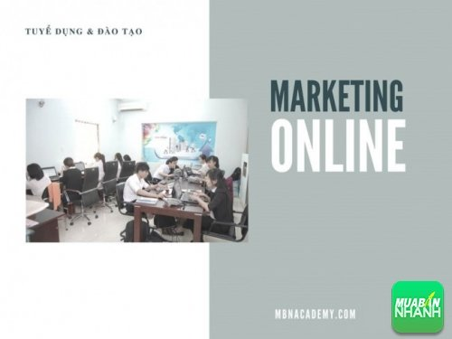 Marketing Online tuyển dụng